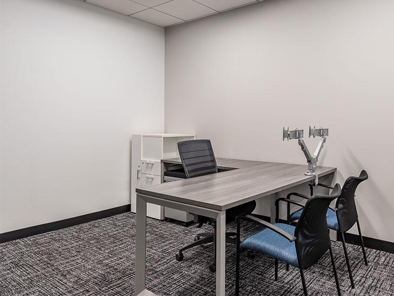 Pivit Open Frame Desk | Match Multipurpose Seating