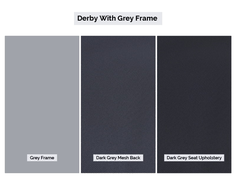 Grey Derby Finishes