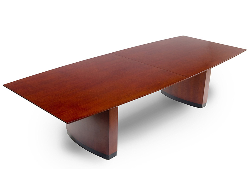 Enterprise Table Compel Office Furniture - Red conference table