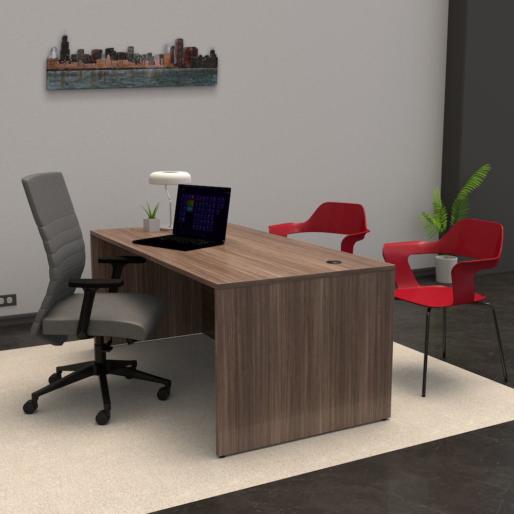 MaximLT Task in Anchor with Forge Desking and Bardot