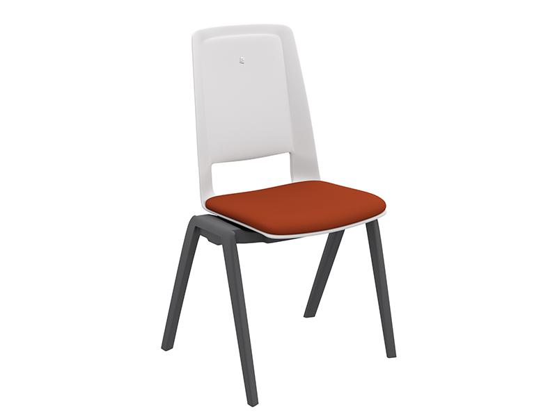 Fila Stack Chair (Flexi Orange)