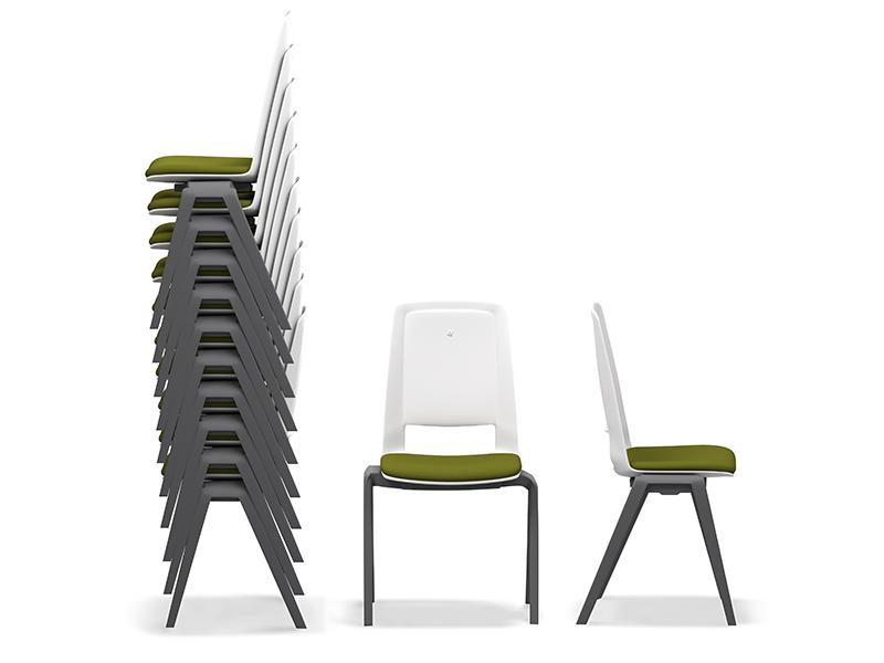 Fila Stack Chair (Flexi Green)