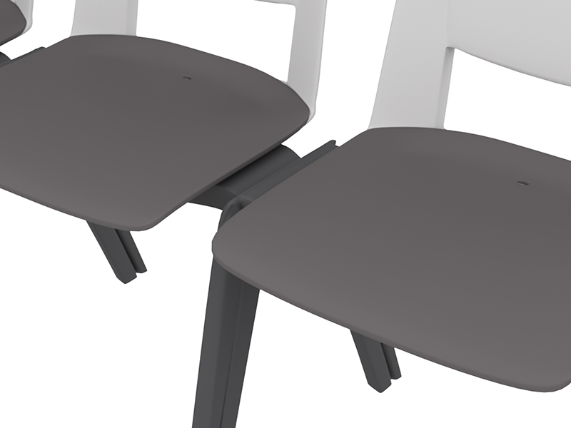 Fila Stack Chair (Integrated Ganging Leg)
