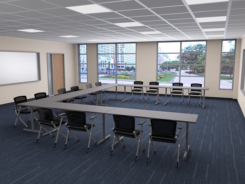 Geo Training Tables | Ziggy Multipurpose Seating
