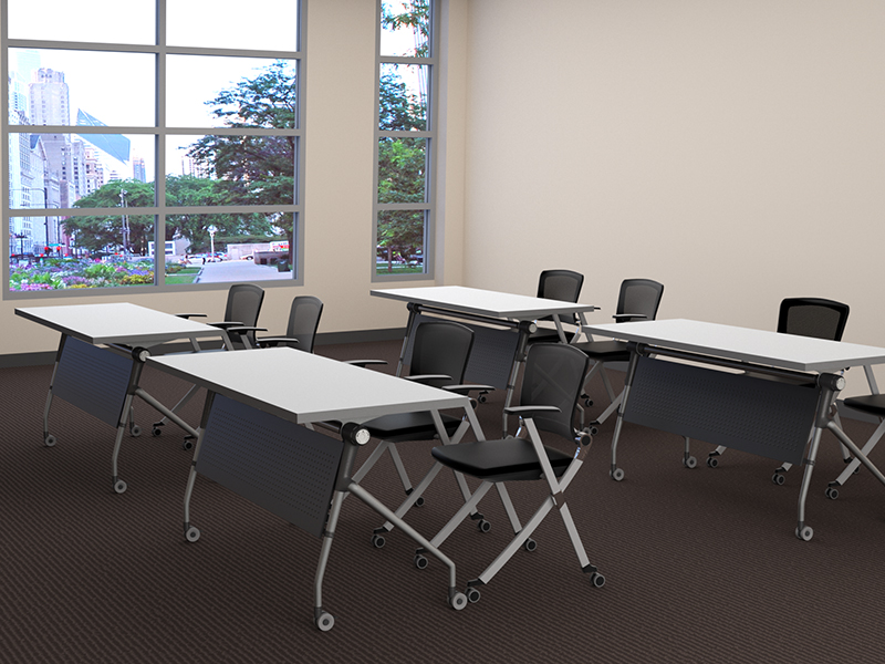 Guru Training Tables | Ziggy Multipurpose Seating