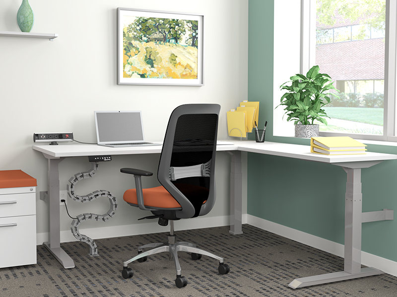 Hilo Table Compel Office Furniture