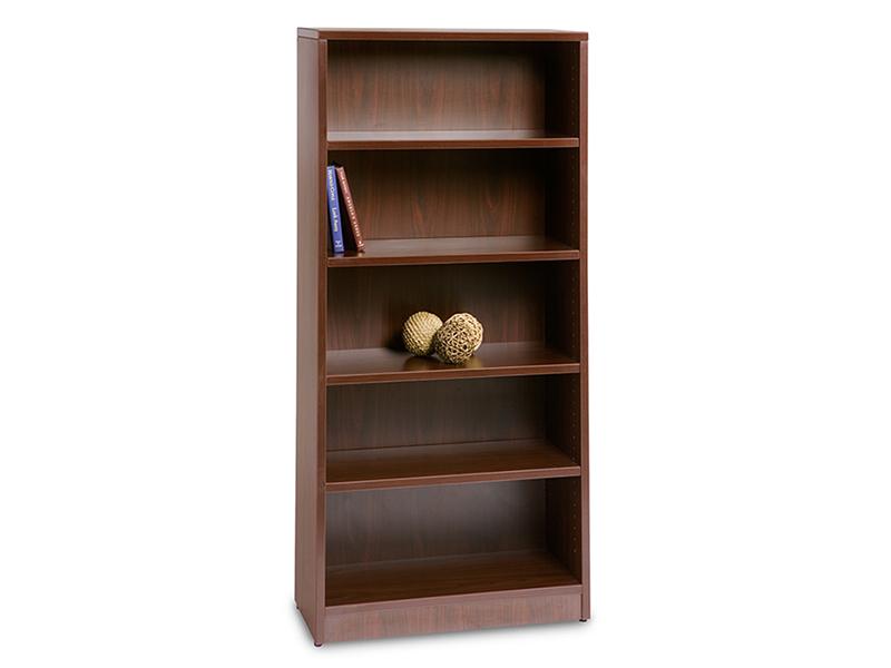 Insignia Bookcase (Luna Cherry)