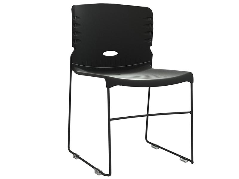 Konnekt Chair (Black/Black)