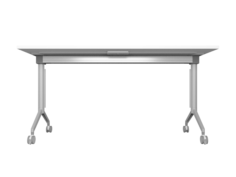 Flikk Training Table (Side Angle)