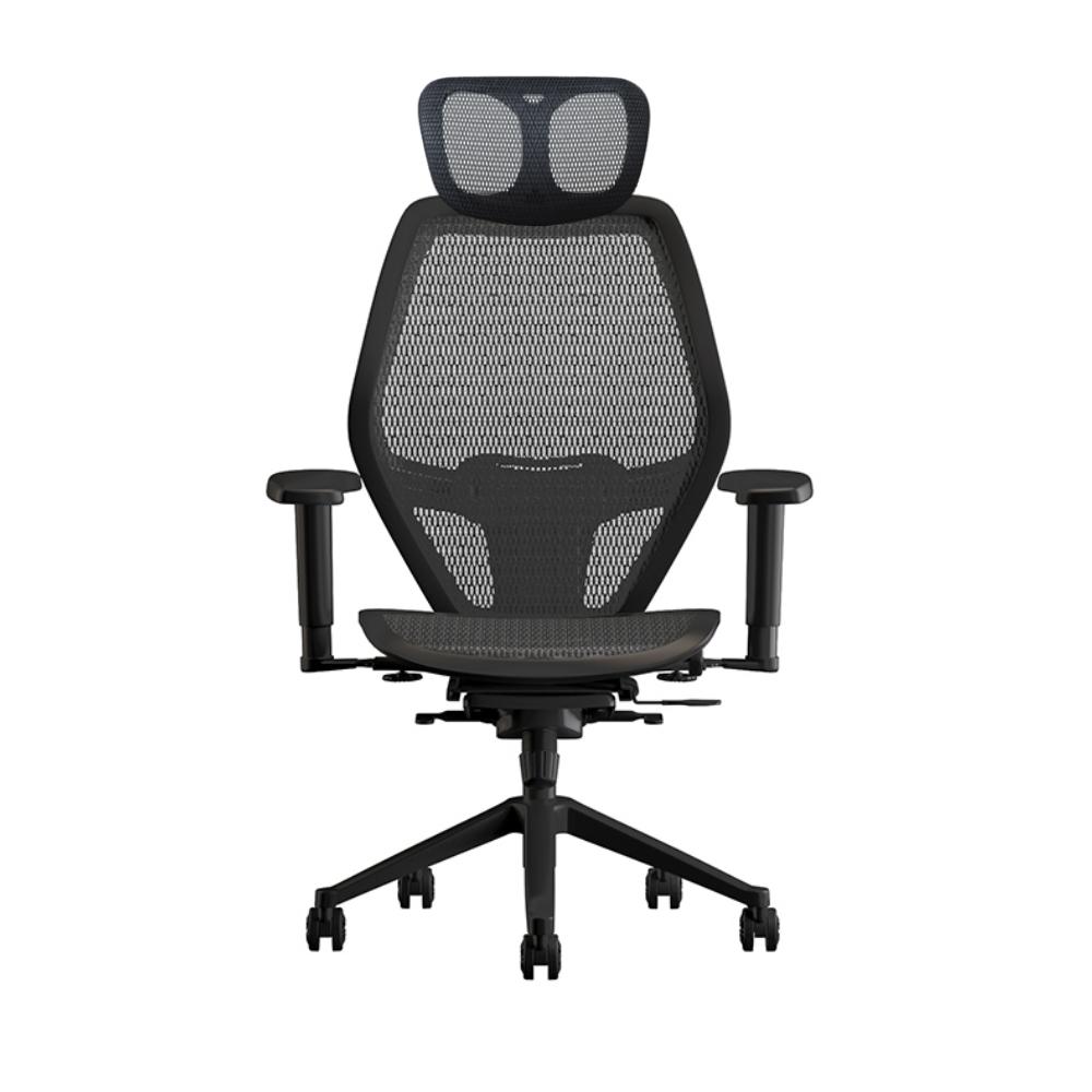 Net Task, Black Base w/ Headrest