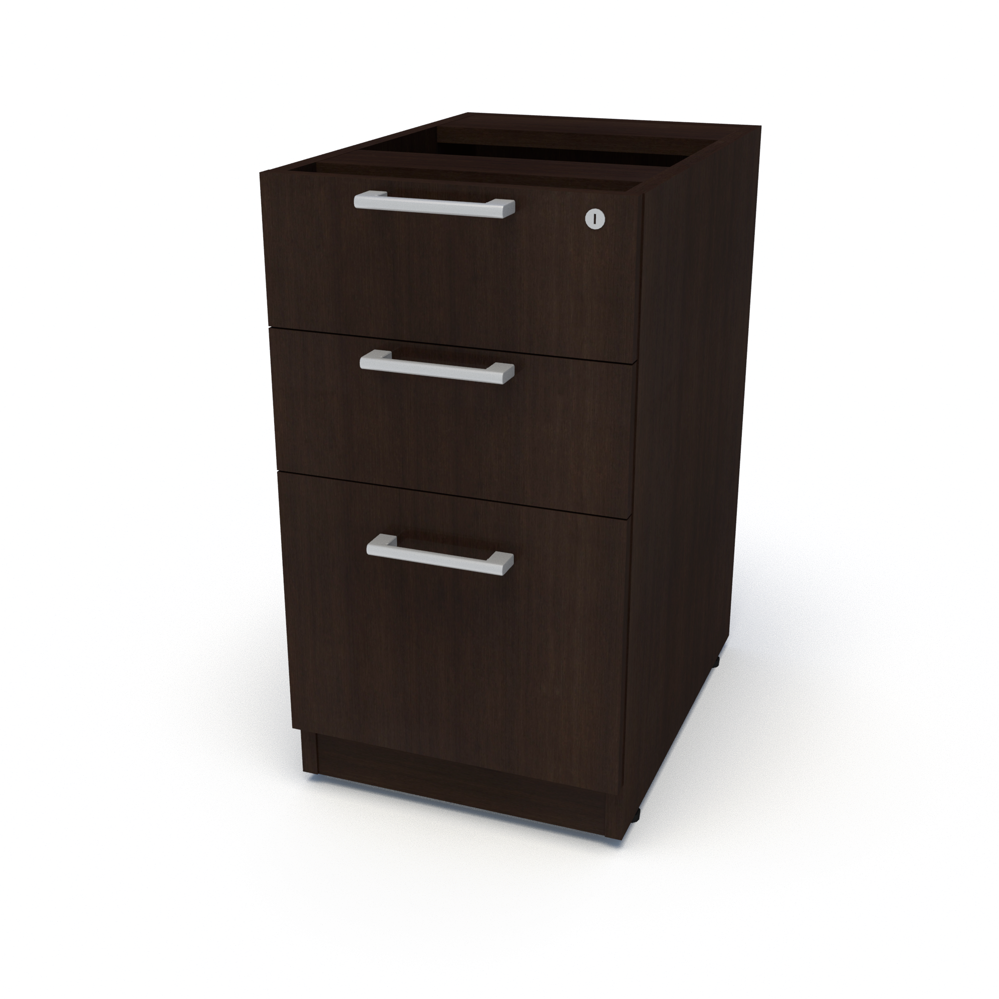 Top Supporting Pedestal, Box Box File (Cafe)