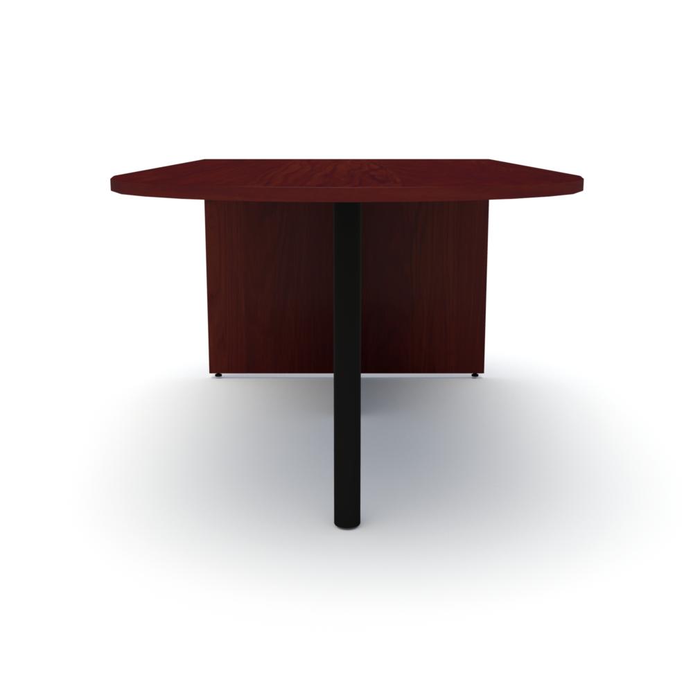 Pivit Media Table in American Cherry