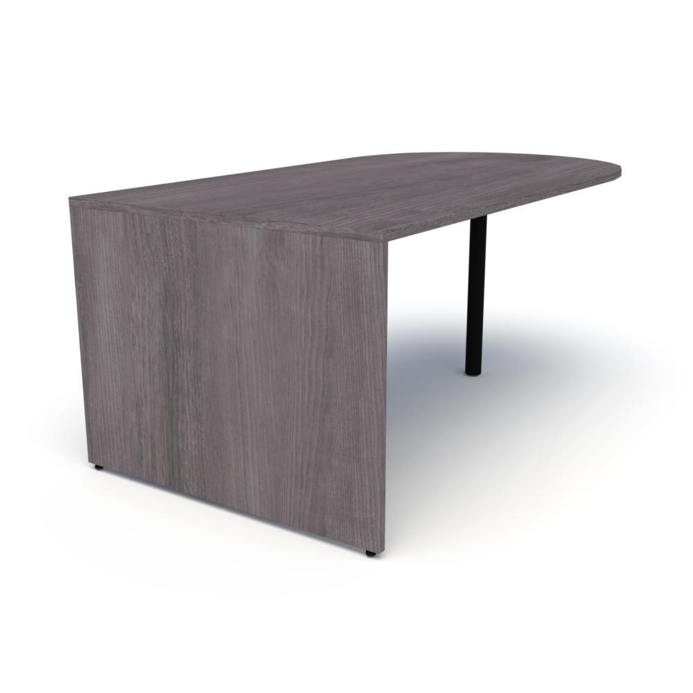 Pivit Media Table in Grey Ash