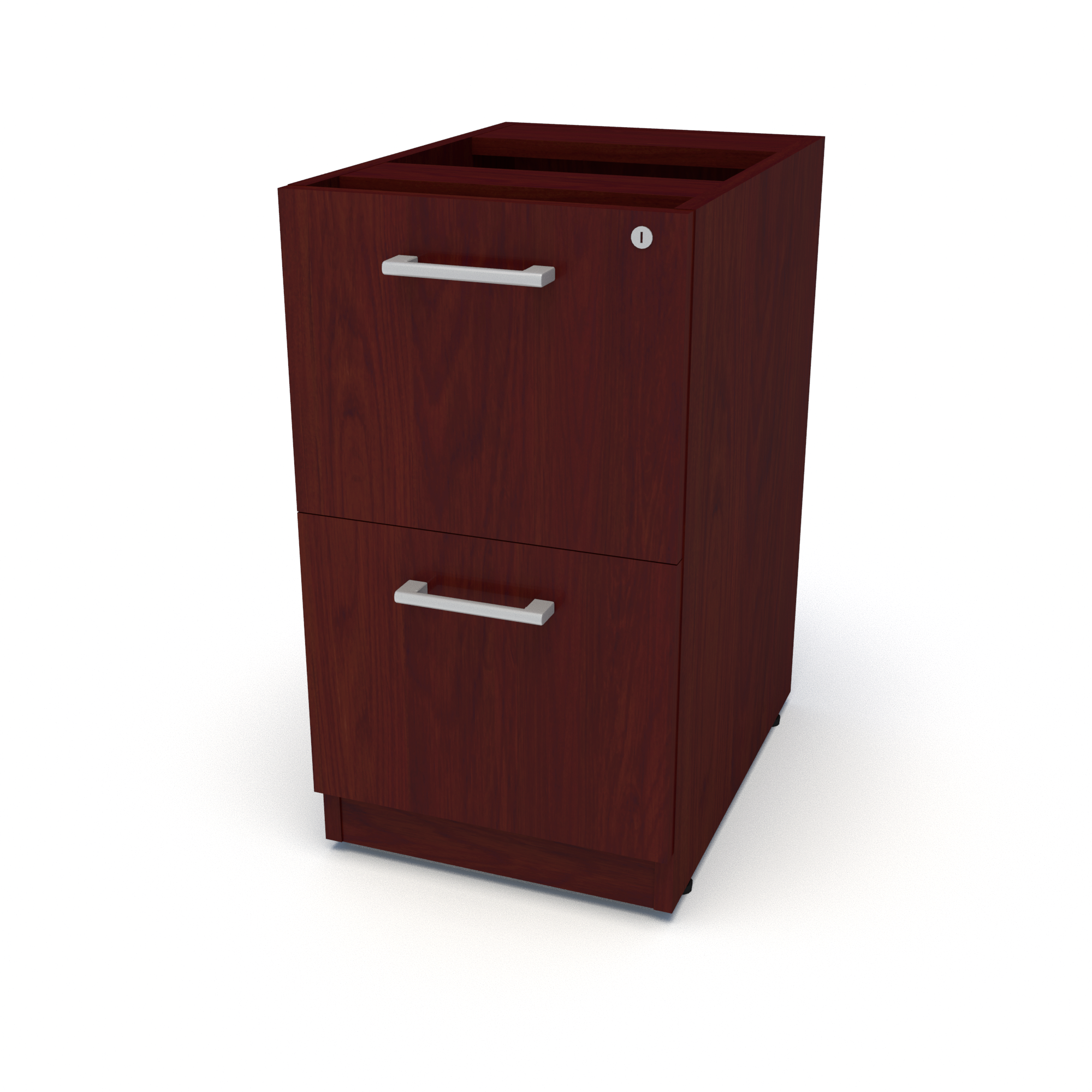 Top Supporting Pedestal, File File (American Cherry)