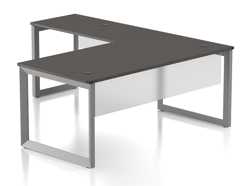 Pivit Open Frame Desking (Cafe)
