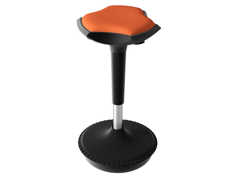 Pogo Stool (Flexi Orange)