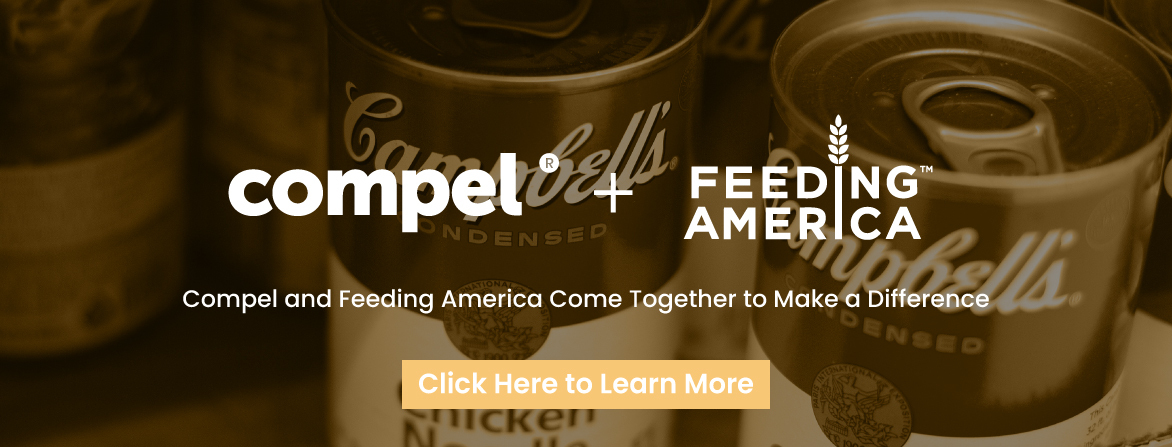 Compel & Feeding America Partnership