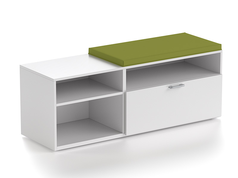 zDesk Low Credenza